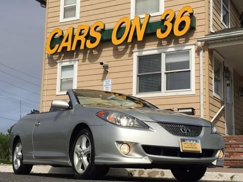 2006 Toyota Camry Solara for sale in Atlantic Highlands, NJ