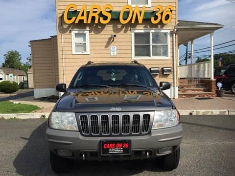 2002 Jeep Grand Cherokee for sale in Atlantic Highlands, NJ