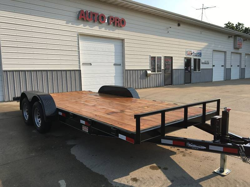 H&W Trailer Used Cars Trailers For Sale Brookings AUTO PRO