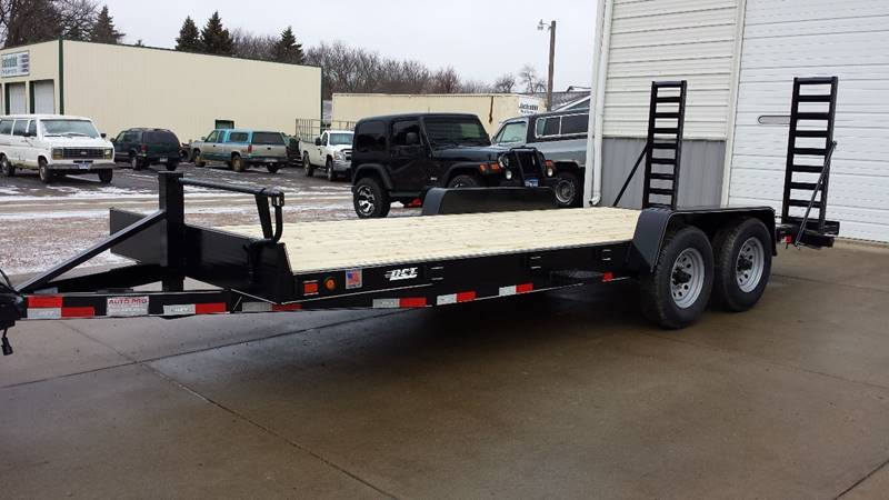 2018 hd car equipment trailer dct 20ft hd in brookings sd auto pro. Black Bedroom Furniture Sets. Home Design Ideas