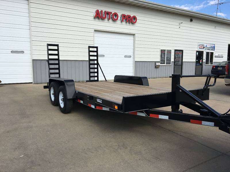 2017 hd car equipment trailer dct 7x16hd in brookings sd auto pro. Black Bedroom Furniture Sets. Home Design Ideas