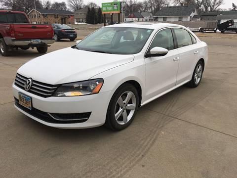 2012 Volkswagen Passat for sale in Brookings, SD