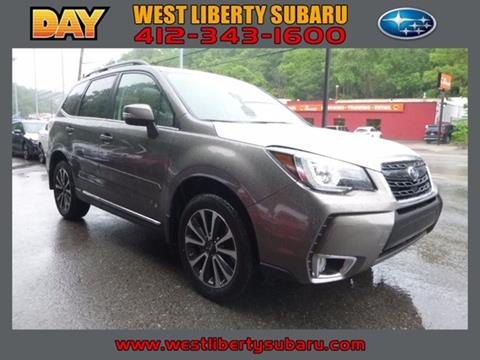 2017 Subaru Forester for sale in West Pittsburg PA
