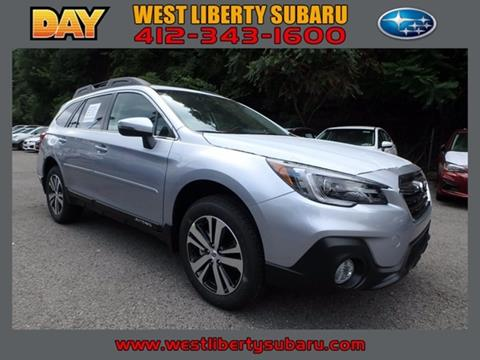 2018 Subaru Outback for sale in West Pittsburg PA