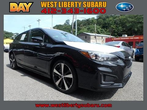 2018 Subaru Impreza for sale in West Pittsburg, PA