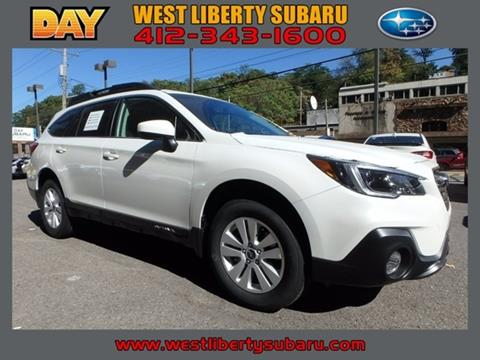 2018 Subaru Outback for sale in West Pittsburg, PA