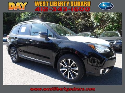 2018 Subaru Forester for sale in West Pittsburg, PA