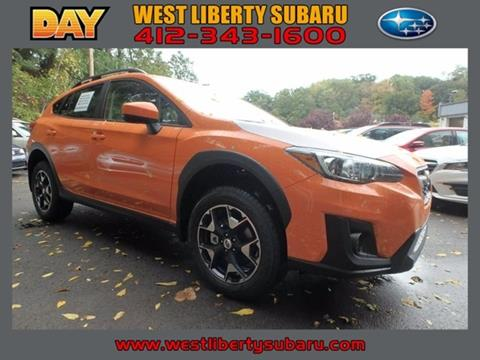 2018 Subaru Crosstrek for sale in West Pittsburg PA