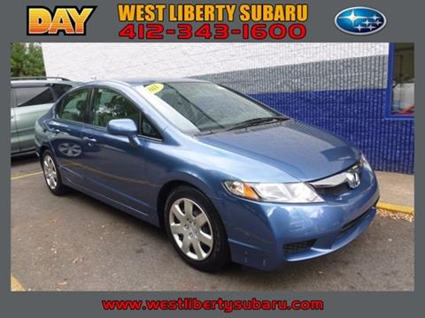 2011 Honda Civic for sale in West Pittsburg, PA