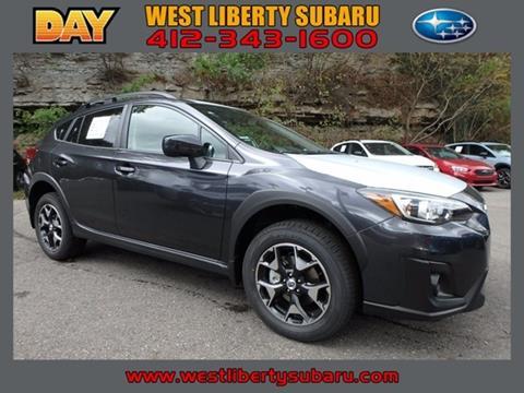 2018 Subaru Crosstrek for sale in West Pittsburg, PA