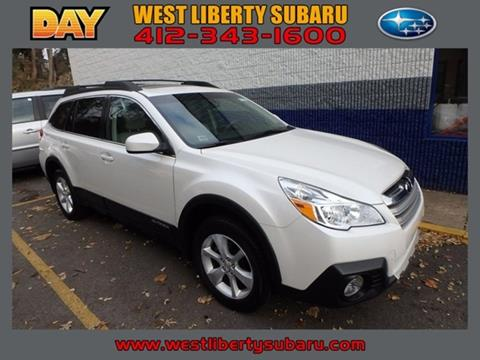 2014 Subaru Outback for sale in West Pittsburg PA
