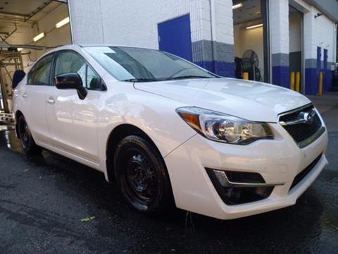 2015 Subaru Impreza for sale in West Pittsburg PA