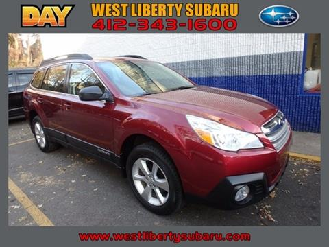 2014 Subaru Outback for sale in West Pittsburg, PA