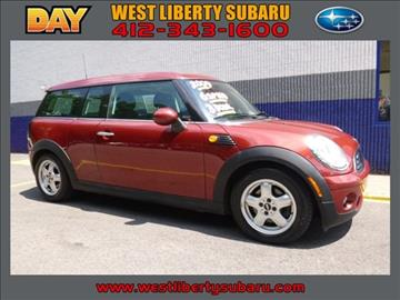2009 MINI Cooper Clubman for sale in West Pittsburg, PA