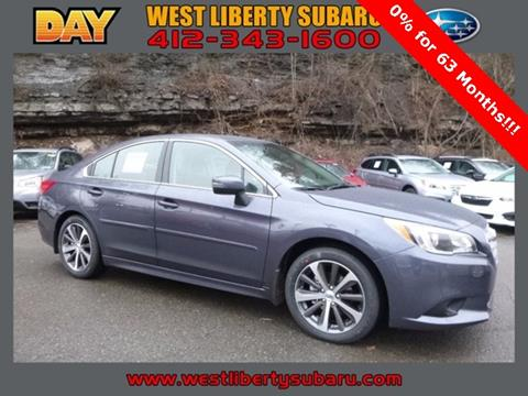 2017 Subaru Legacy for sale in West Pittsburg PA