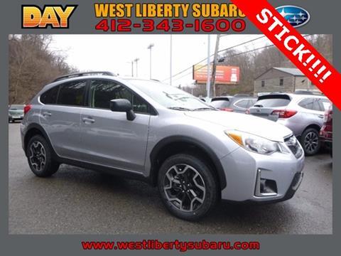 2017 Subaru Crosstrek for sale in West Pittsburg PA