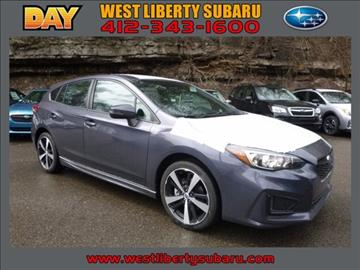 2017 Subaru Impreza for sale in West Pittsburg, PA