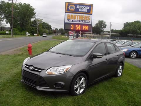 2013 Ford Focus for sale in Westfield, MA