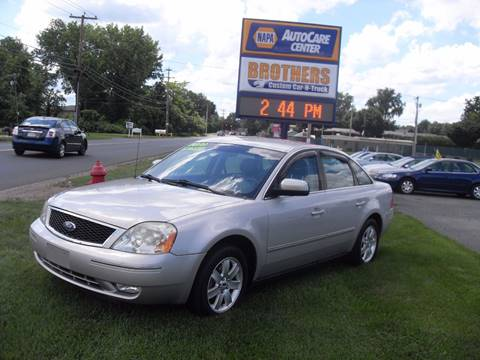 2006 Ford Five Hundred for sale in Westfield, MA