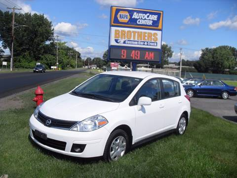 2012 Nissan Versa for sale in Westfield, MA