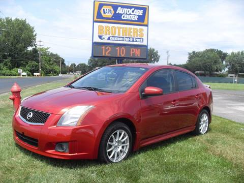 2010 Nissan Sentra for sale in Westfield, MA