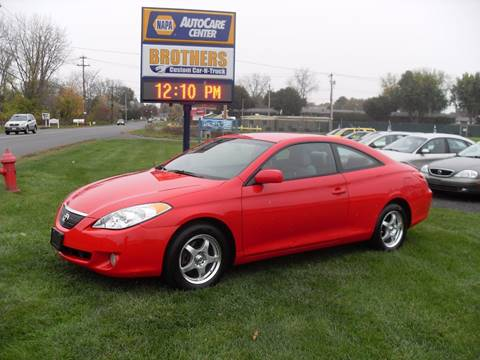2005 Toyota Camry Solara for sale in Westfield, MA