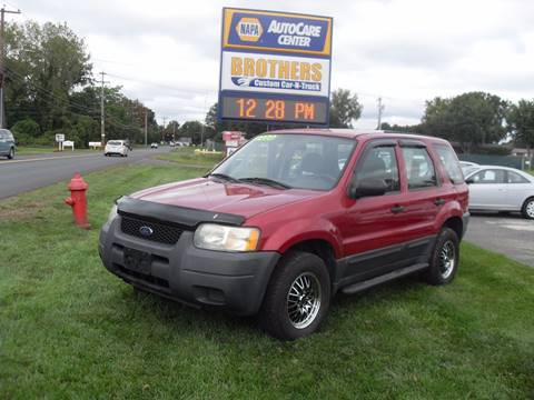 2004 Ford Escape for sale in Westfield, MA