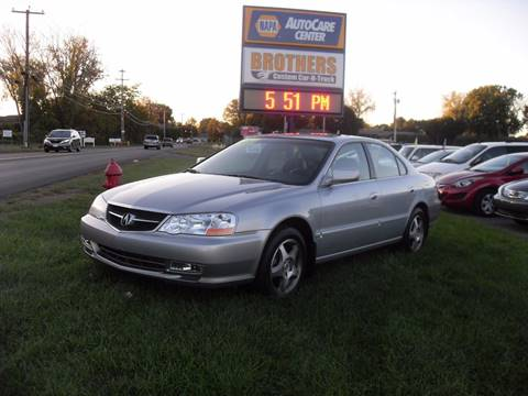 2002 Acura TL for sale in Westfield, MA
