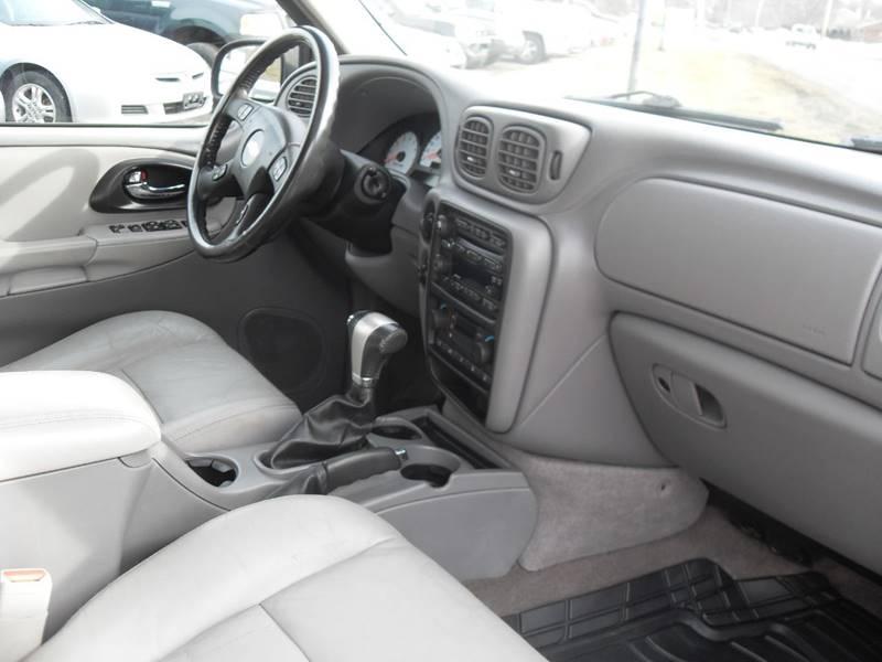 2005 Chevrolet Trailblazer Lt 4wd 4dr Suv In Westfield Ma Brothers