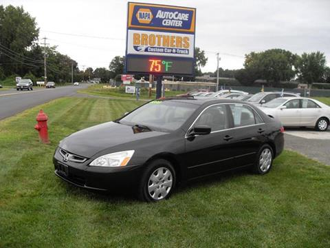 2004 Honda Accord for sale in Westfield, MA