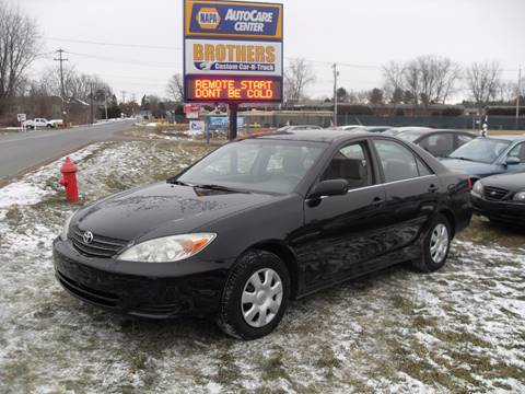 2004 Toyota Camry for sale in Westfield, MA