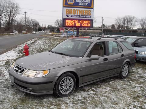 2005 Saab 9-5 for sale in Westfield, MA