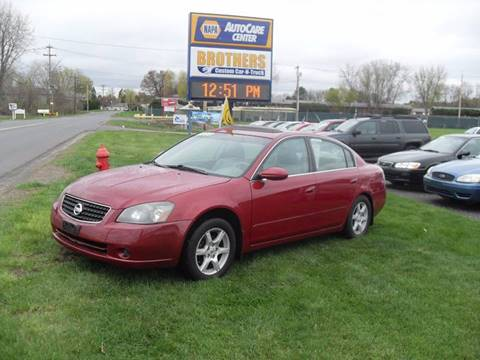 2006 Nissan Altima for sale in Westfield, MA