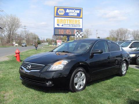 2008 Nissan Altima for sale in Westfield, MA