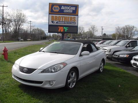 2006 Toyota Camry Solara for sale in Westfield, MA