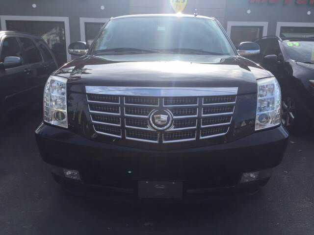 2007 Cadillac Escalade for sale at Route 123 Motors in Norton MA