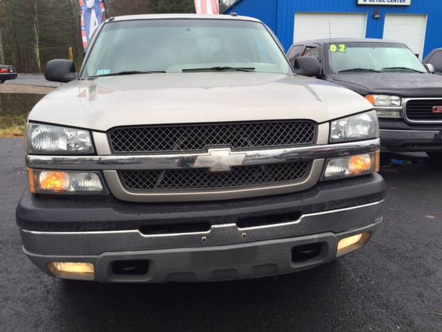 2003 Chevrolet Silverado 1500 for sale at Route 123 Motors in Norton MA