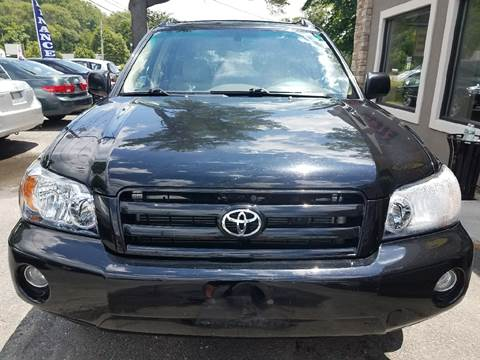 2005 Toyota Highlander for sale in Norton, MA