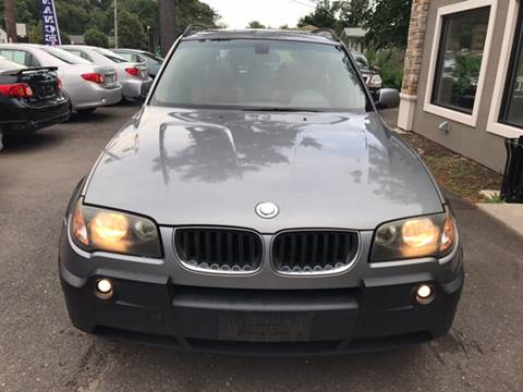 2004 BMW X3 for sale at Route 123 Motors in Norton MA