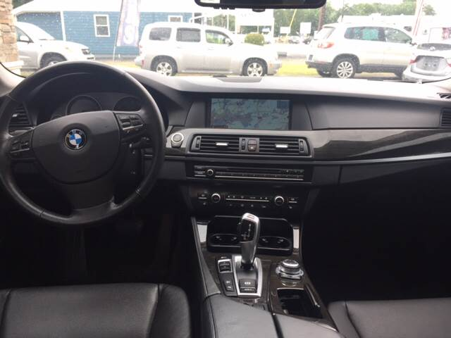 2012 Bmw 5 Series AWD 528i XDrive 4dr Sedan In Norton MA