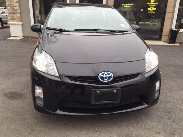 2010 Toyota Prius for sale at Route 123 Motors in Norton MA