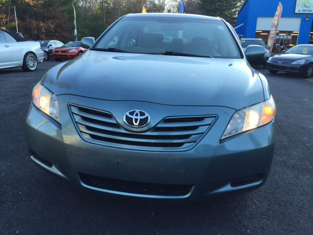 2008 Toyota Camry for sale at Route 123 Motors in Norton MA