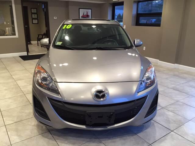 2010 Mazda MAZDA3 for sale at Route 123 Motors in Norton MA