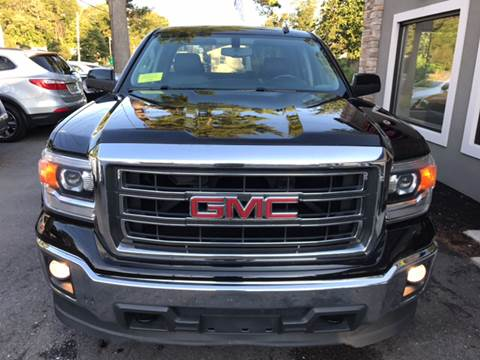2014 GMC Sierra 1500 for sale at Route 123 Motors in Norton MA