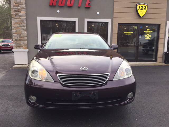 2005 Lexus ES 330 for sale at Route 123 Motors in Norton MA