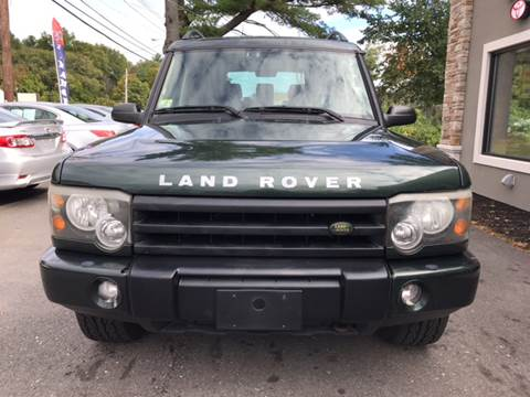 2003 Land Rover Discovery for sale in Norton, MA