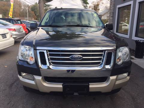 2007 Ford Explorer for sale at Route 123 Motors in Norton MA