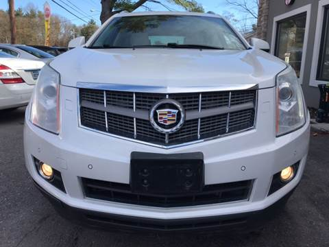 2010 Cadillac SRX for sale at Route 123 Motors in Norton MA