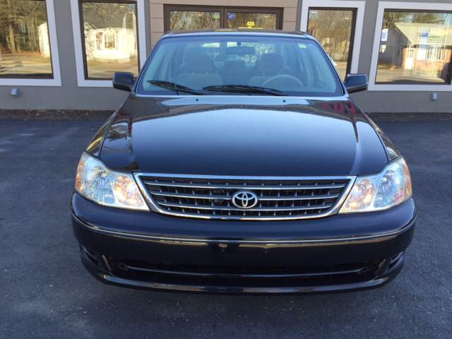 2004 Toyota Avalon for sale at Route 123 Motors in Norton MA