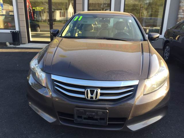 2011 Honda Accord for sale at Route 123 Motors in Norton MA